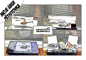 Comic book: Moje überpětistovka – díl.1