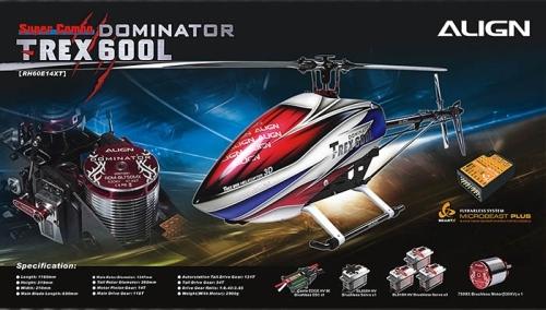T-REX 600L Dominator